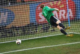 Germany vs England Phantom goal!?
