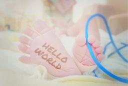 Hello my baby :D
