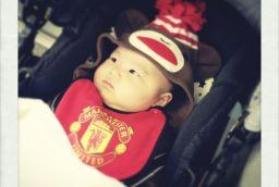 Hello my baby :D HANA is Fine!