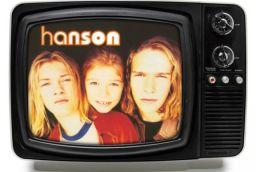 That brings back memories…..HANSON