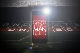 MANCHESTER UNITED IPHONE'S WALLPAPER GROLY GROLY MAN UNITED ver.