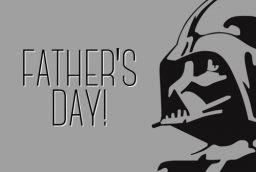 父の日をお祝いしてもらいました;D Father's day!